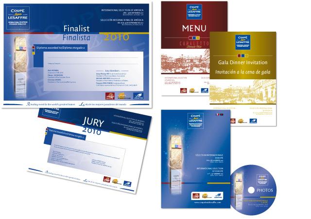 Brochures Coupe Louis Lesaffre