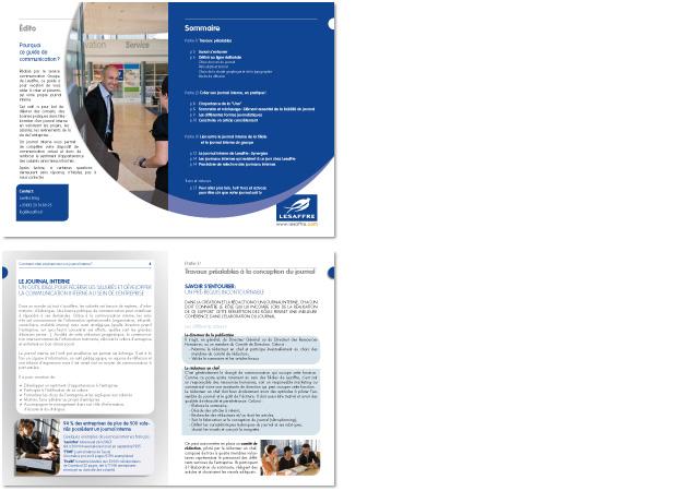 Guide de communication interne : créer son journal interne