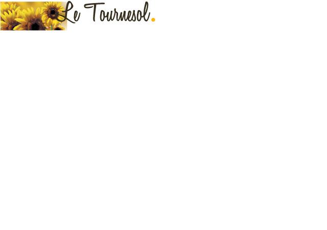 Logo Le Tournesol