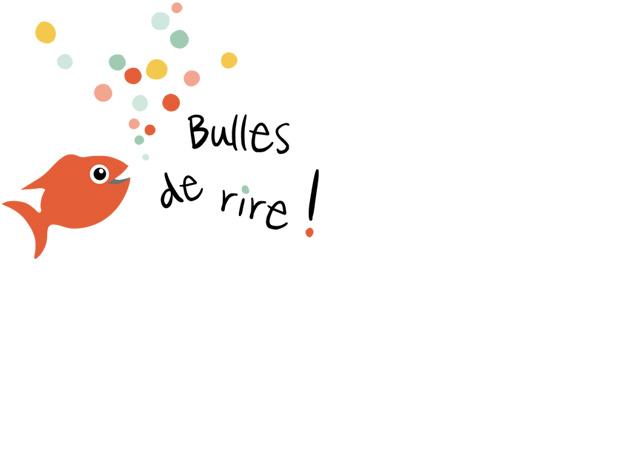 Logo Bulles de rire